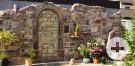 Sichtschutz Natursteinmauer